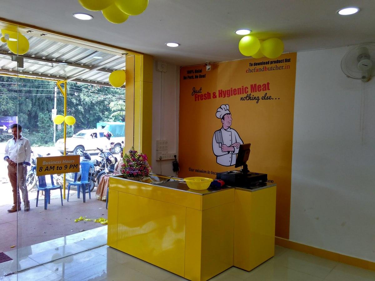Billing Counter at Kadugodi Outlet