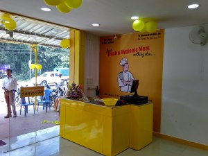 Billing Counter at Kadugodi Outlet