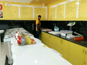 Chef & Butcher DLF Outlet - Hygienic Meat Shop Interior