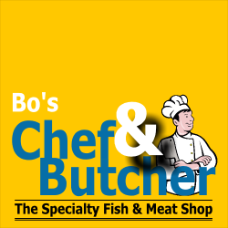 Chef & Butcher Logo
