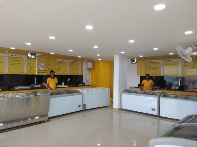 Chef & Butcher Panathur Outlet